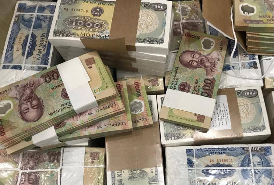 Hình ảnh tiền lẻ