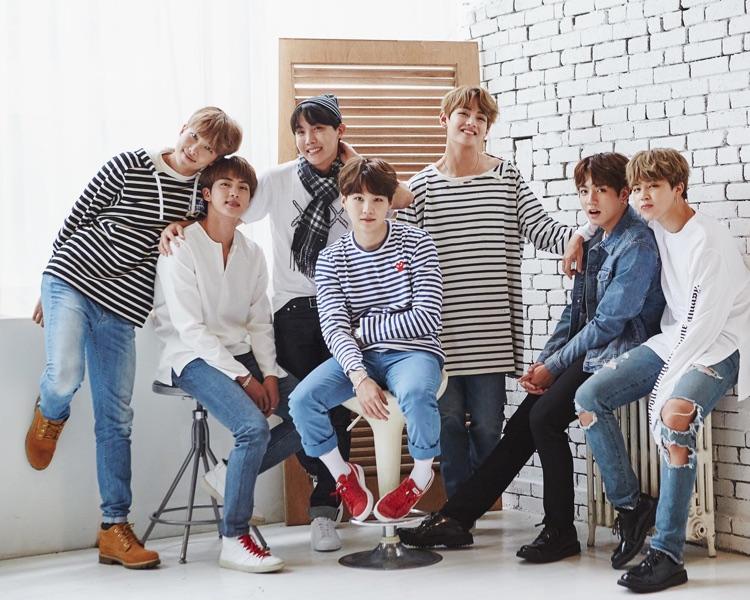 Những ảnh đẹp nhóm BTS