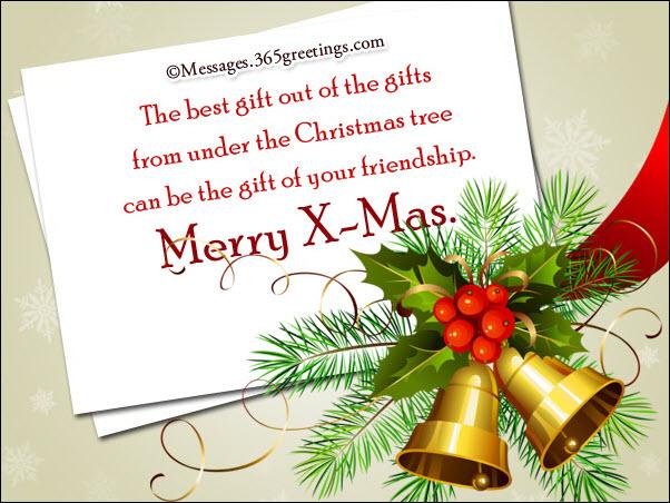 Thiệp giáng sinh đẹp gửi tặng bạn bè