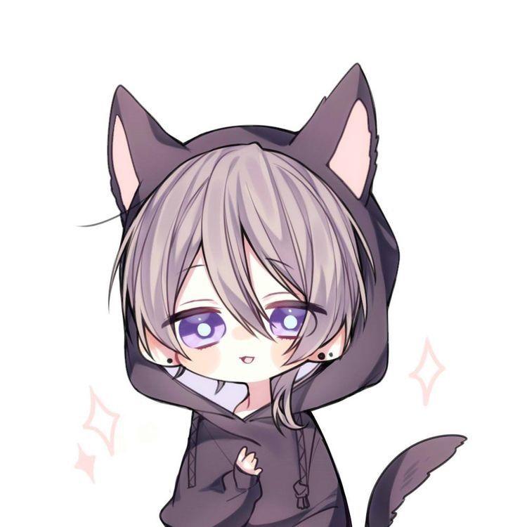 Ảnh anime boy chibi