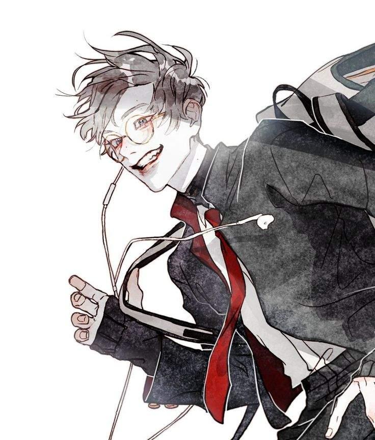 Ảnh anime boy đẹp nhất