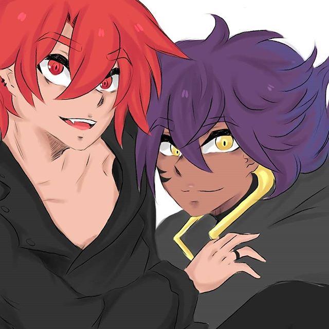 Ảnh anime boy đôi đẹp