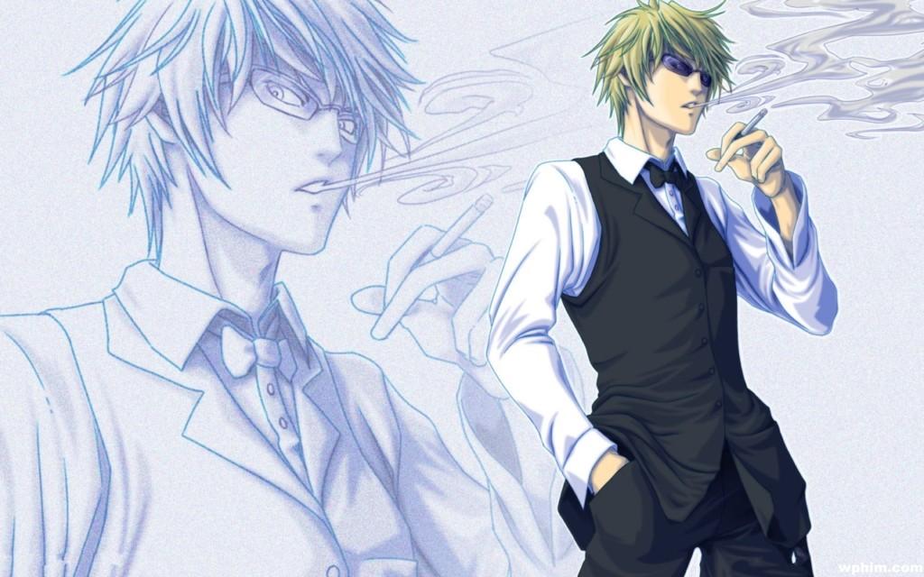 Ảnh anime boy ngầu và đẹp