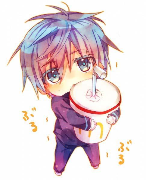 Ảnh anime chibi đẹp, dễ thương