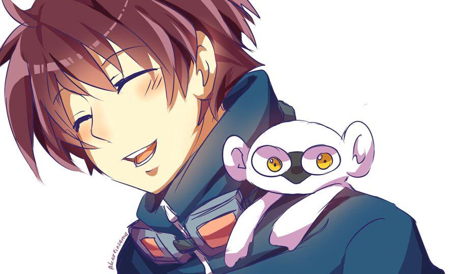 Ảnh bìa anime boy
