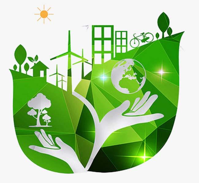 Ảnh biểu tượng về bảo vệ môi trường