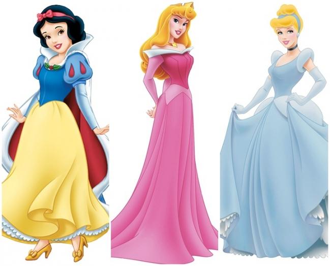 Ảnh các công chúa đẹp nhất