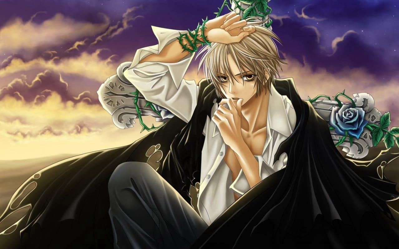 Ảnh đẹp anime boy chất nhất