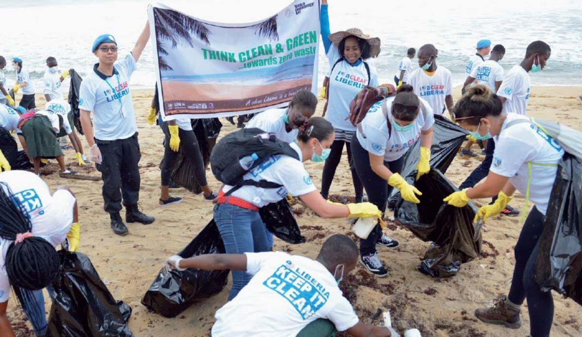 Ảnh đẹp bảo vệ môi trường biển