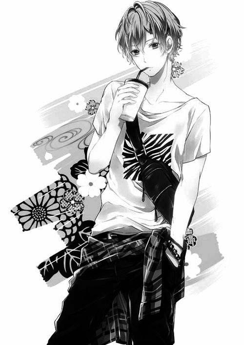Ảnh đẹp và chất anime boy