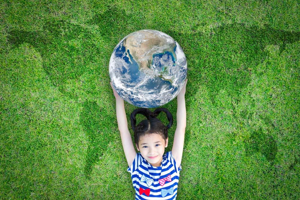 Ảnh đẹp và ý nghĩa về bảo vệ môi trường