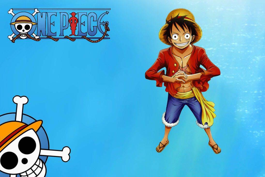 Ảnh đẹp về Luffy
