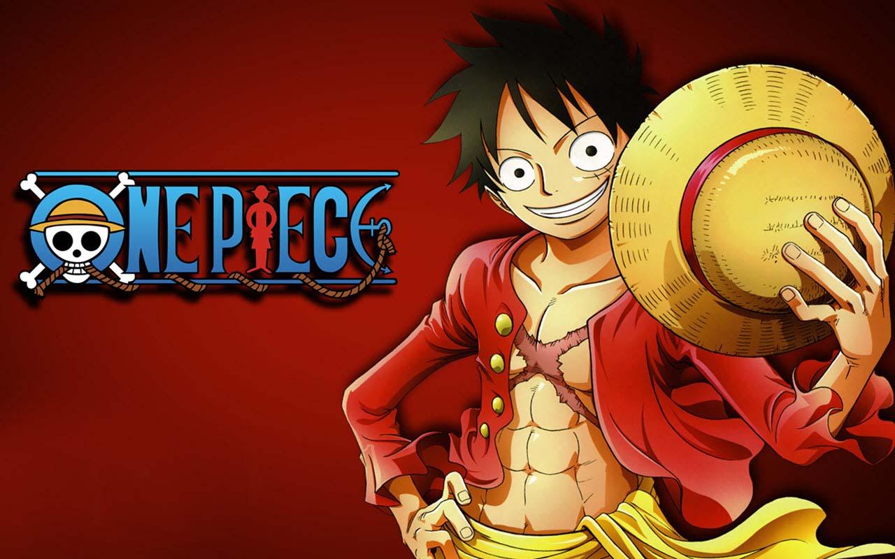 Ảnh Luffy cực đẹp