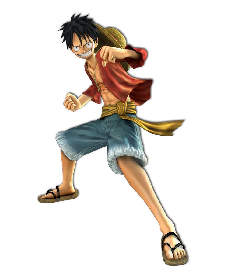 Ảnh Luffy đẹp 3D