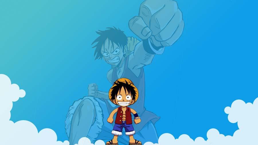Ảnh Luffy đẹp nhất