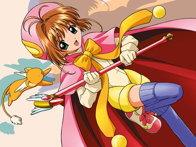 Bộ truyện tranh Sakura tuyển tập đẹp nhất