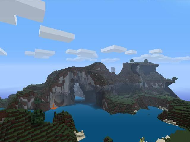 Cảnh đẹp minecraft
