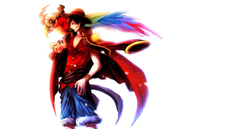 Hình ảnh 3D Luffy đẹp