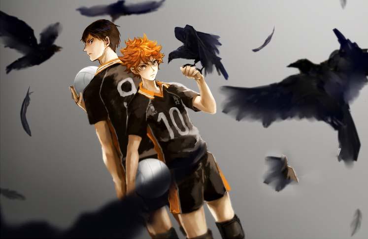 Hình ảnh anime boy cực đẹp