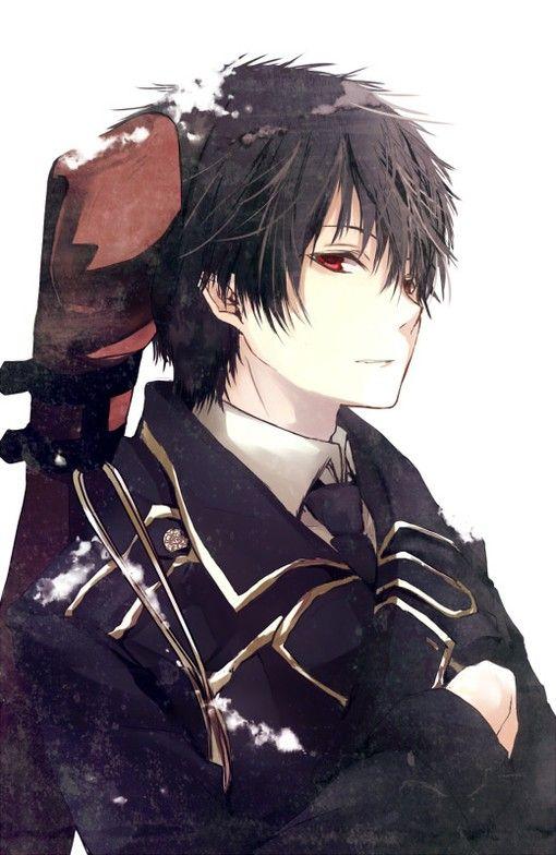 Hình ảnh anime boy lạnh lùng đẹp trai