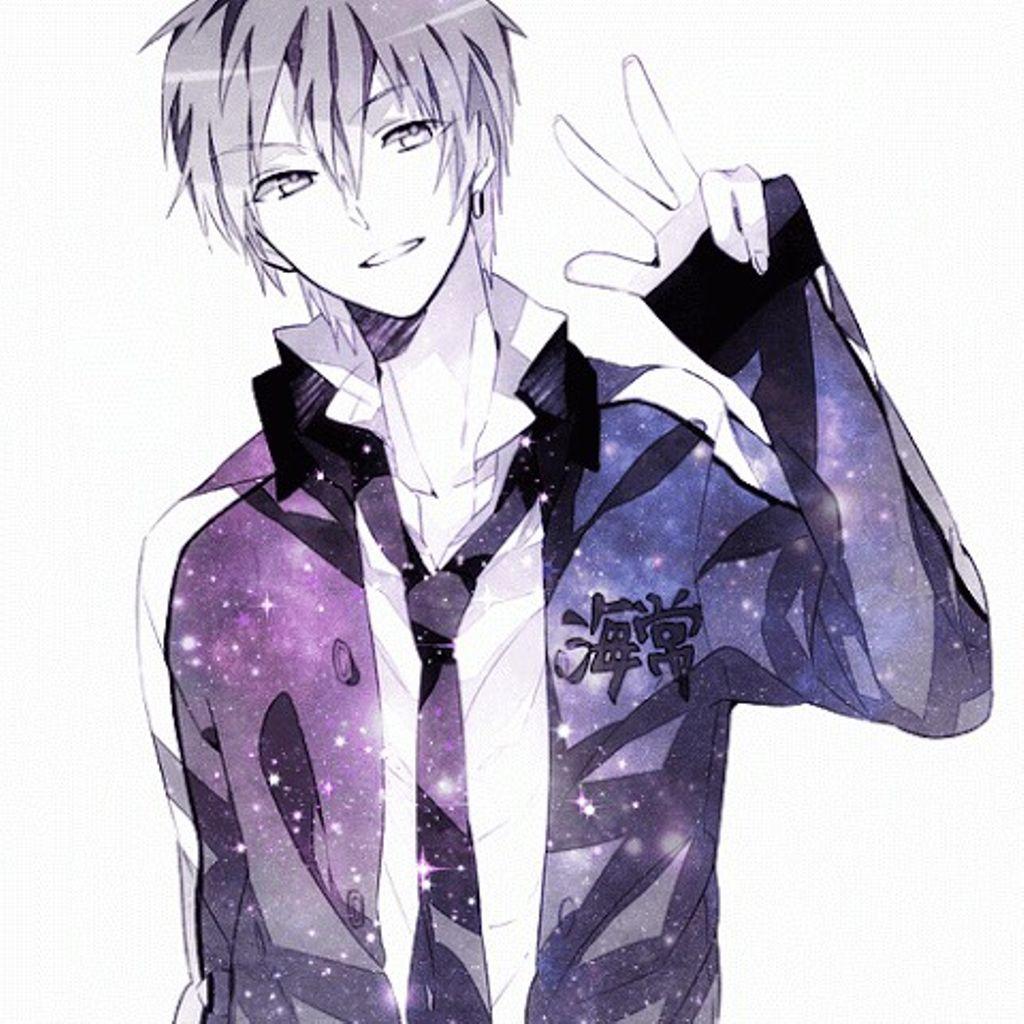 Hình ảnh anime boy lạnh lùng