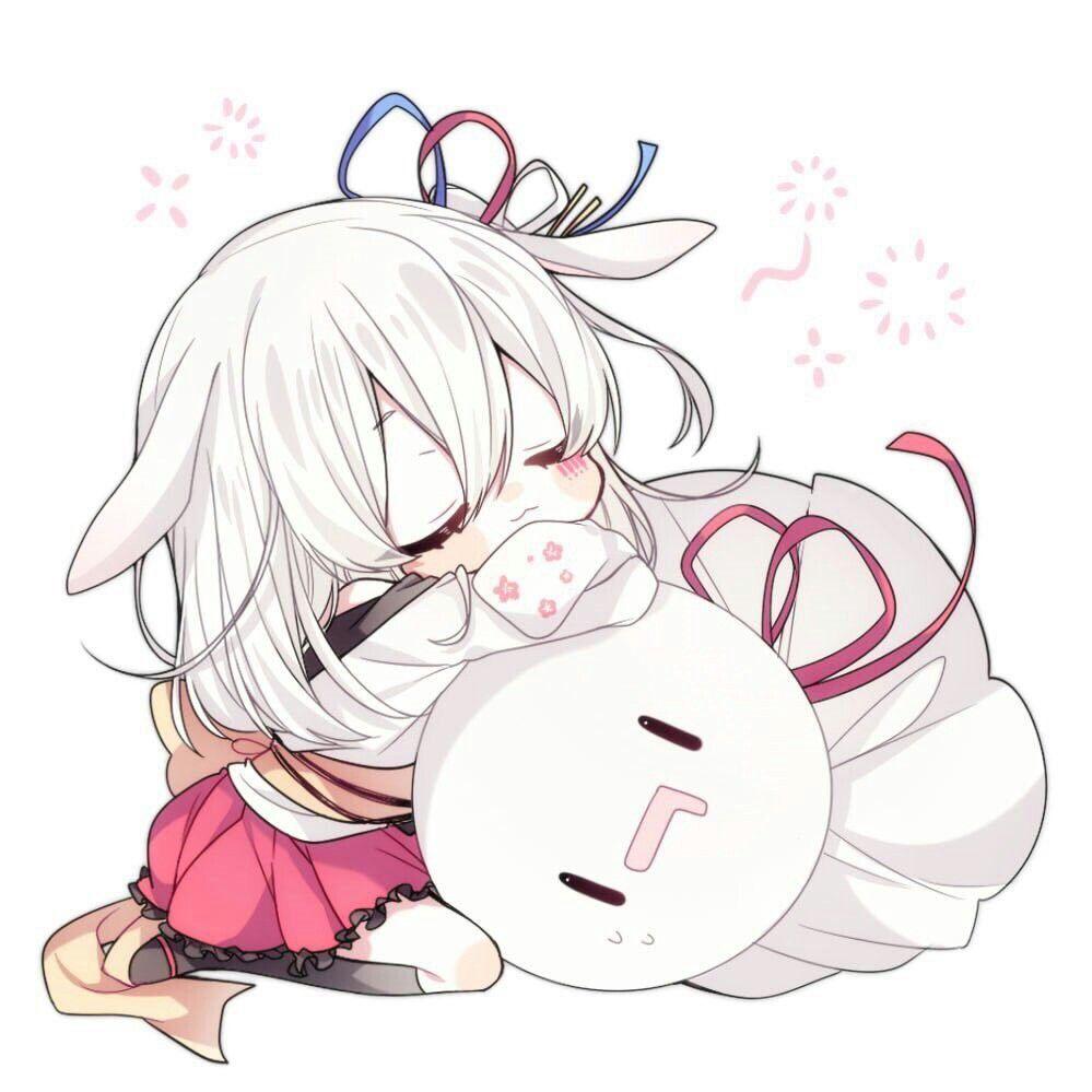 Hình ảnh anime chibi đáng yêu