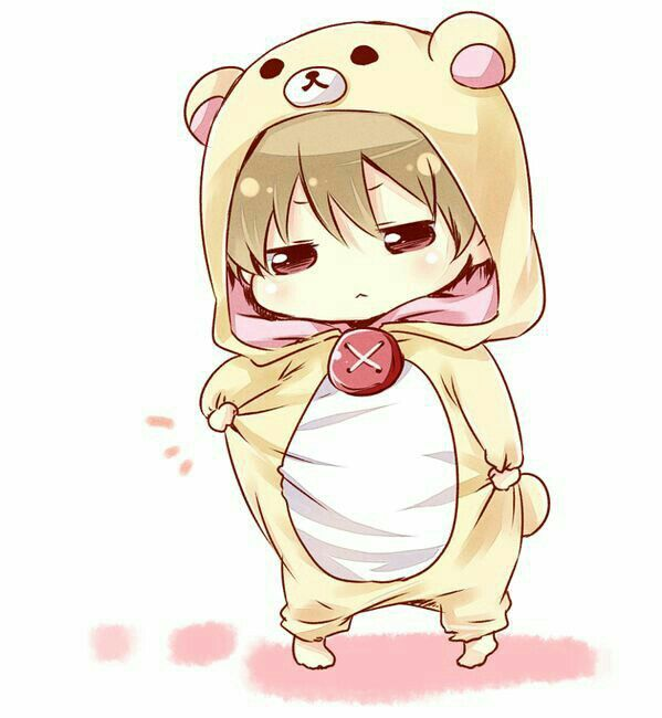 Hình ảnh anime chibi đẹp nhất