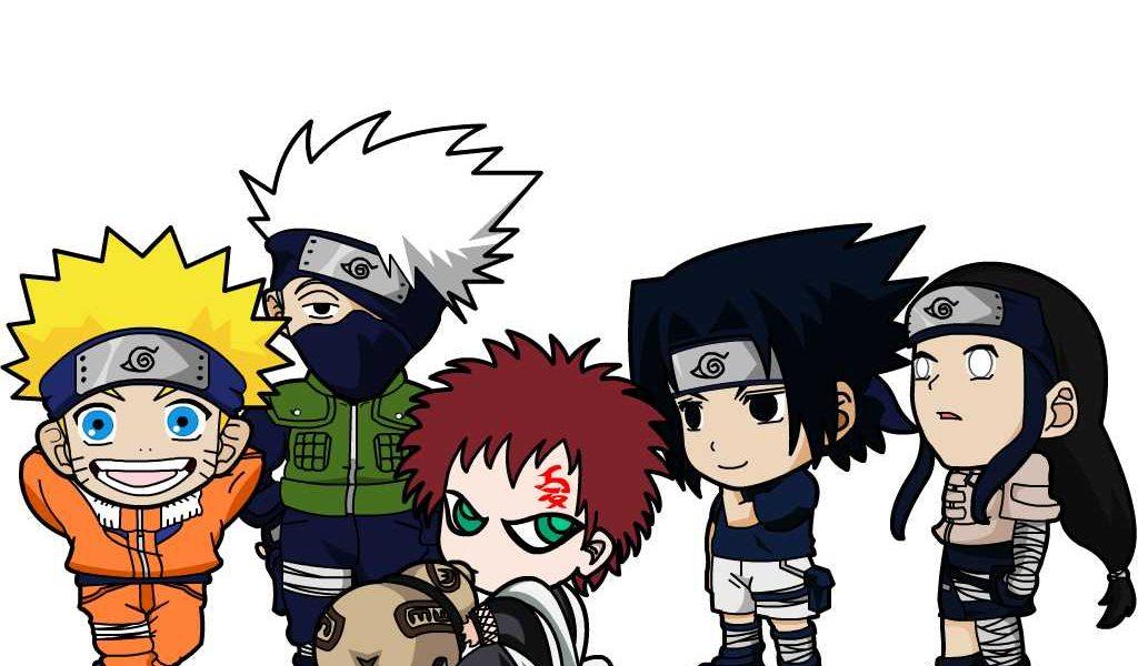 Hình ảnh anime chibi nổi tiếng