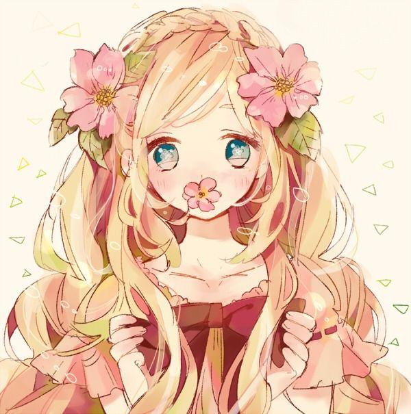 Hình ảnh anime girl chibi đẹp
