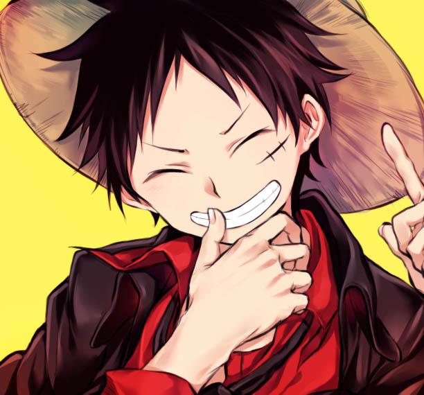 Hình ảnh anime Luffy