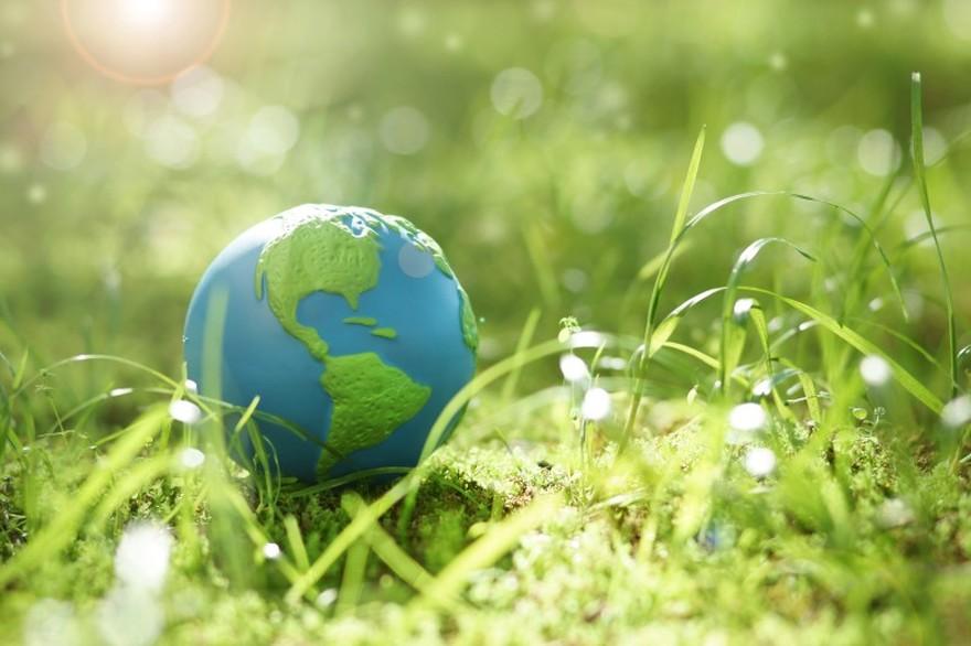 Hình ảnh biểu tượng về bảo vệ môi trường