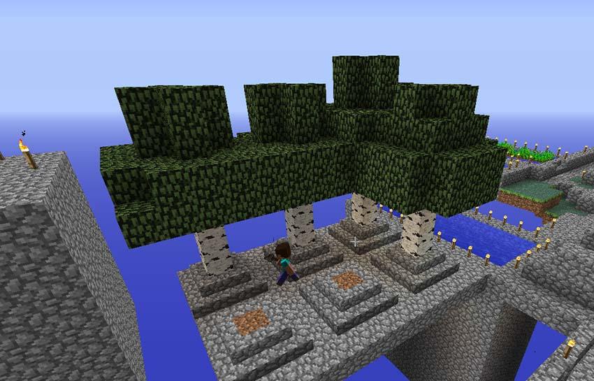 Hình ảnh các phiên bản game Minecraft đẹp và ấn tượng nhất