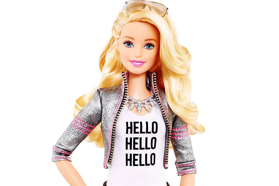Hình ảnh công chúa Barbie
