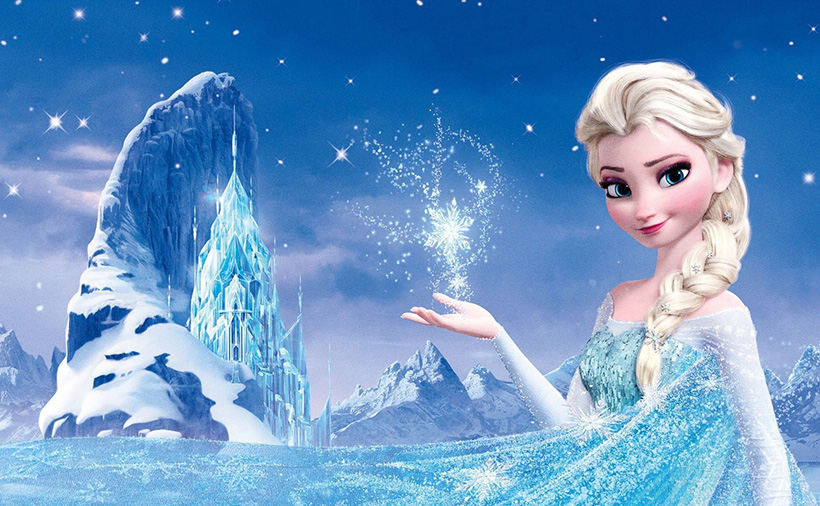 Hình ảnh công chúa Elsa