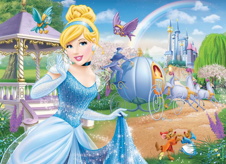 Hình ảnh công chúa lọ lem Cinderella xinh đẹp
