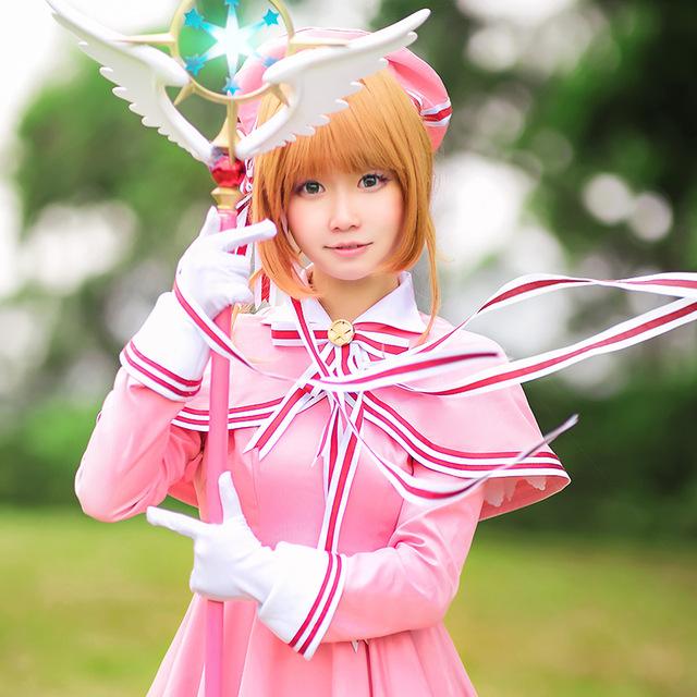 Hình ảnh cosplay Sakura dễ thương và đẹp nhất