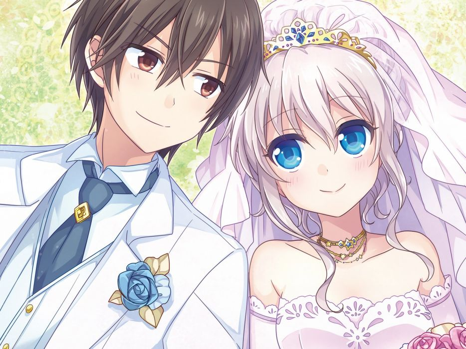 Hình ảnh đẹp anime boy và girl