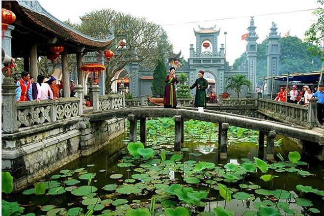 Hình ảnh đẹp của quê hương Việt Nam