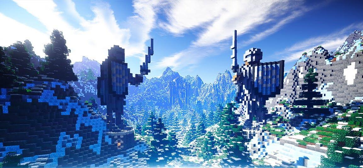 Hình ảnh đẹp nhất minecraft