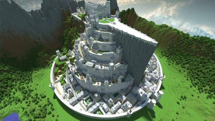 Hình ảnh đẹp nhất trong minecraft