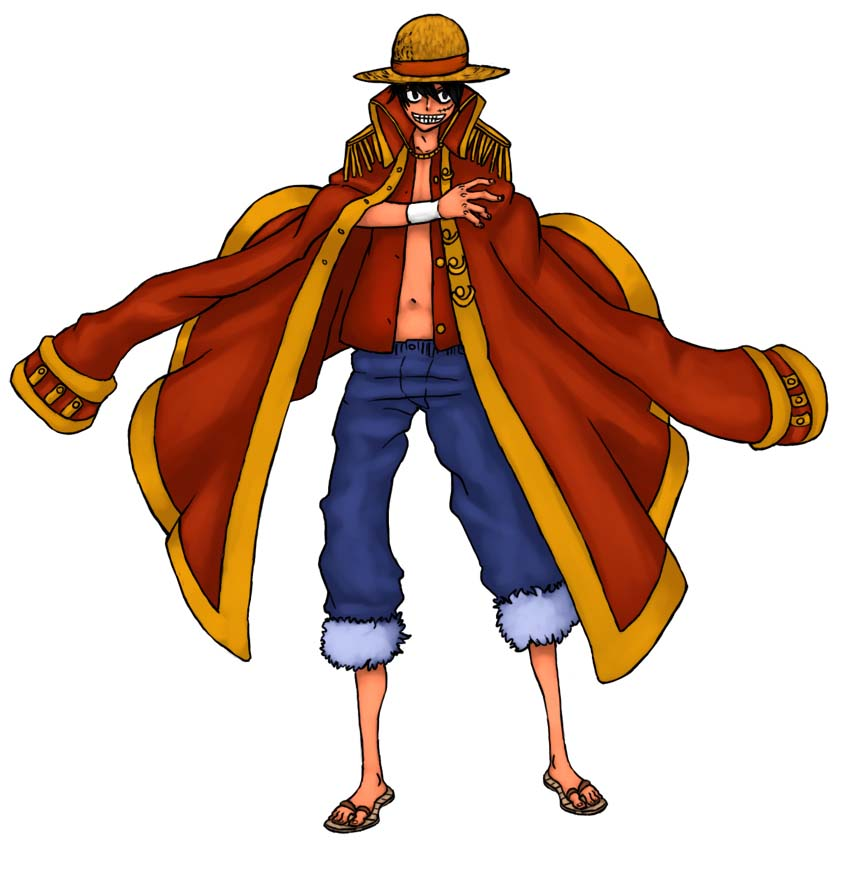 Hình ảnh đẹp về Luffy