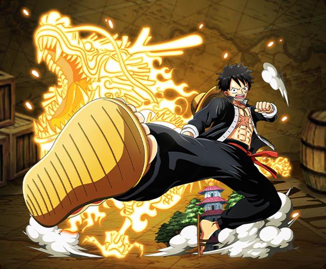 Hình ảnh Luffy chất