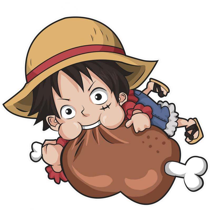 Hình ảnh Luffy cute