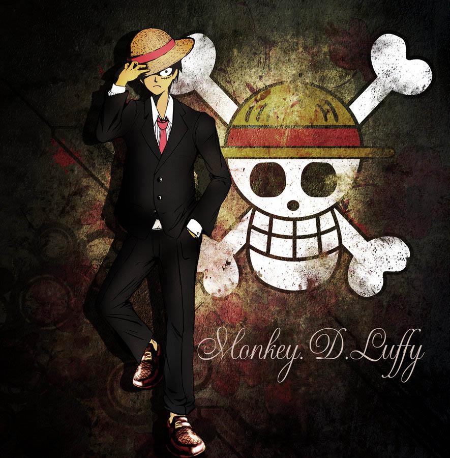 Hình ảnh Luffy đẹp và cute