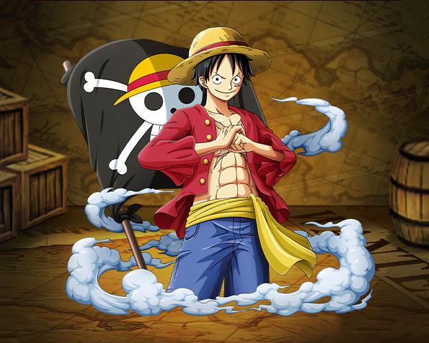 Hình ảnh Luffy đẹp