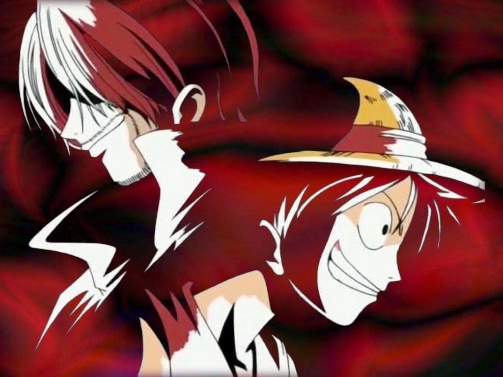 Hình ảnh Luffy - Sanji đẹp
