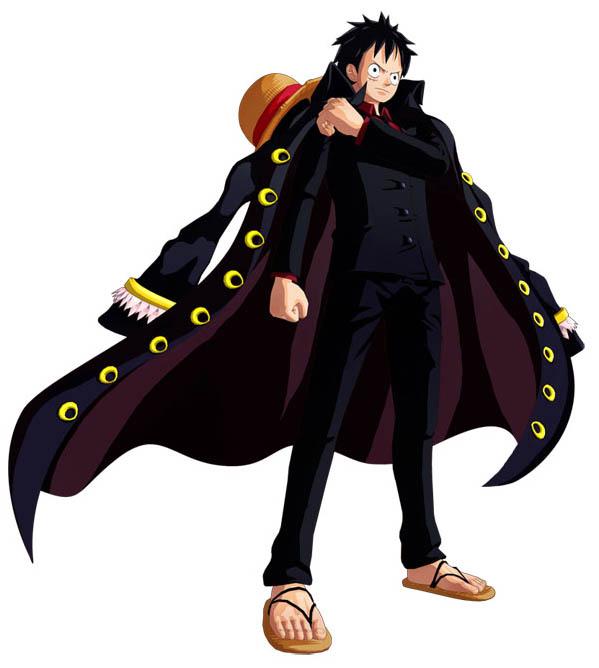 Hình ảnh Luffy vua hải tặc