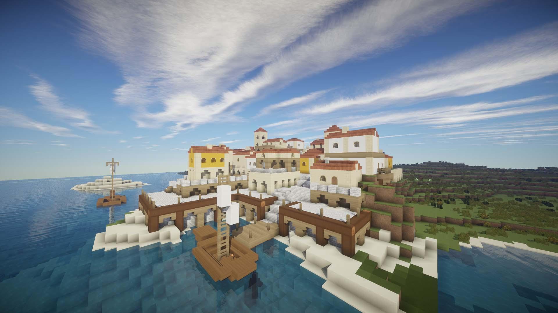 Hình ảnh Minecraft 3D đẹp