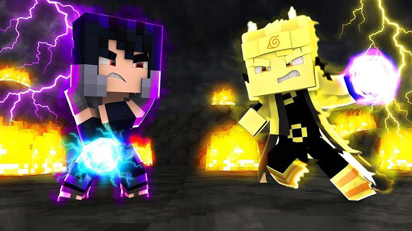 Hình ảnh Minecraft đẹp nhất