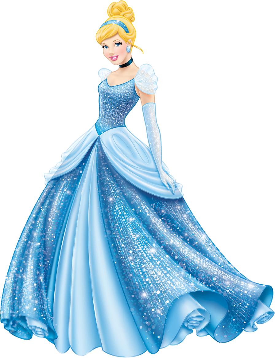 Hình ảnh nàng công chúa Cinderella dễ thương